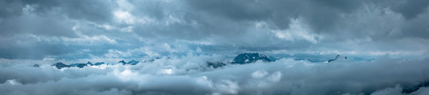 Sankt Anton am Arlberg St. Anton - Inbetween the Clouds 1-2048