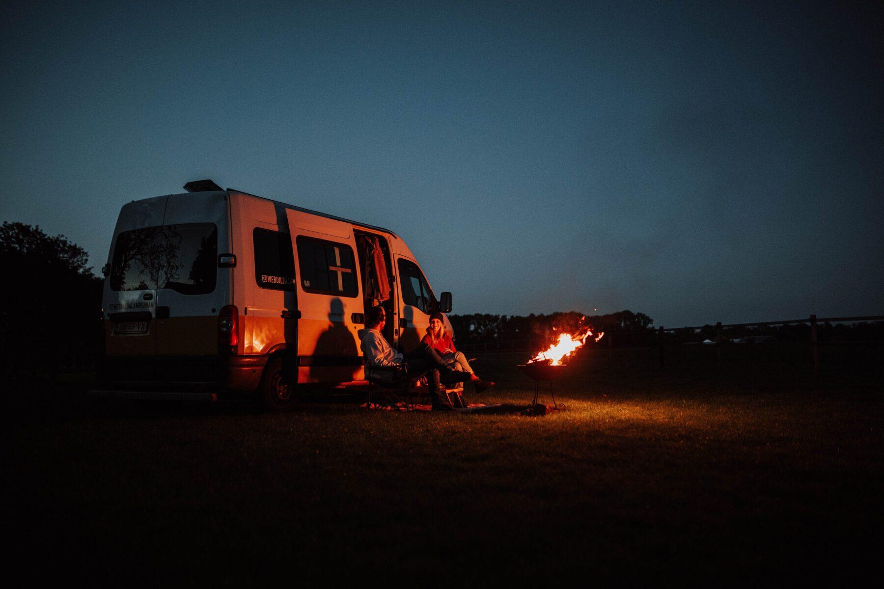 Winterkamperen Campspace