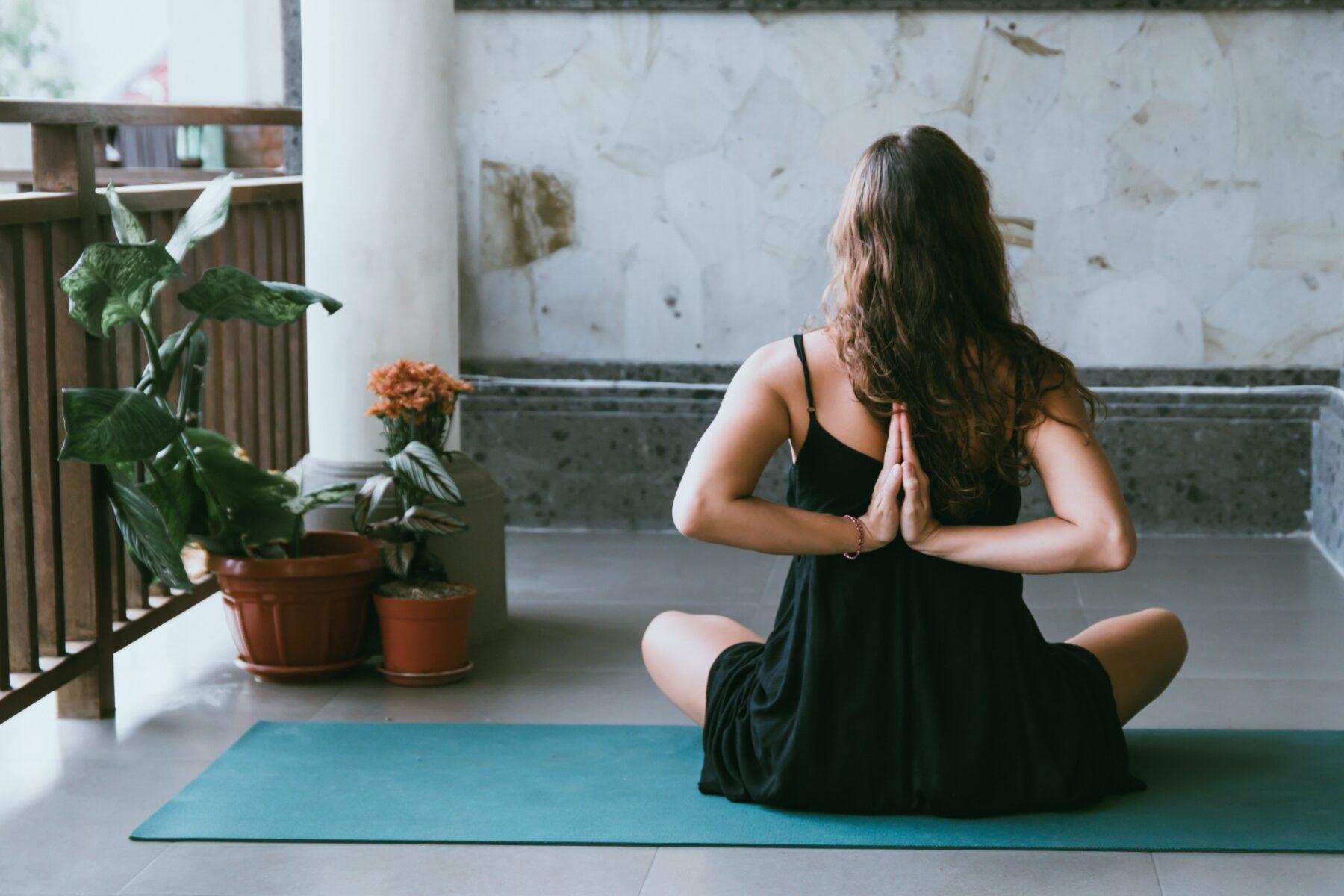 yoga ochtendroutine
