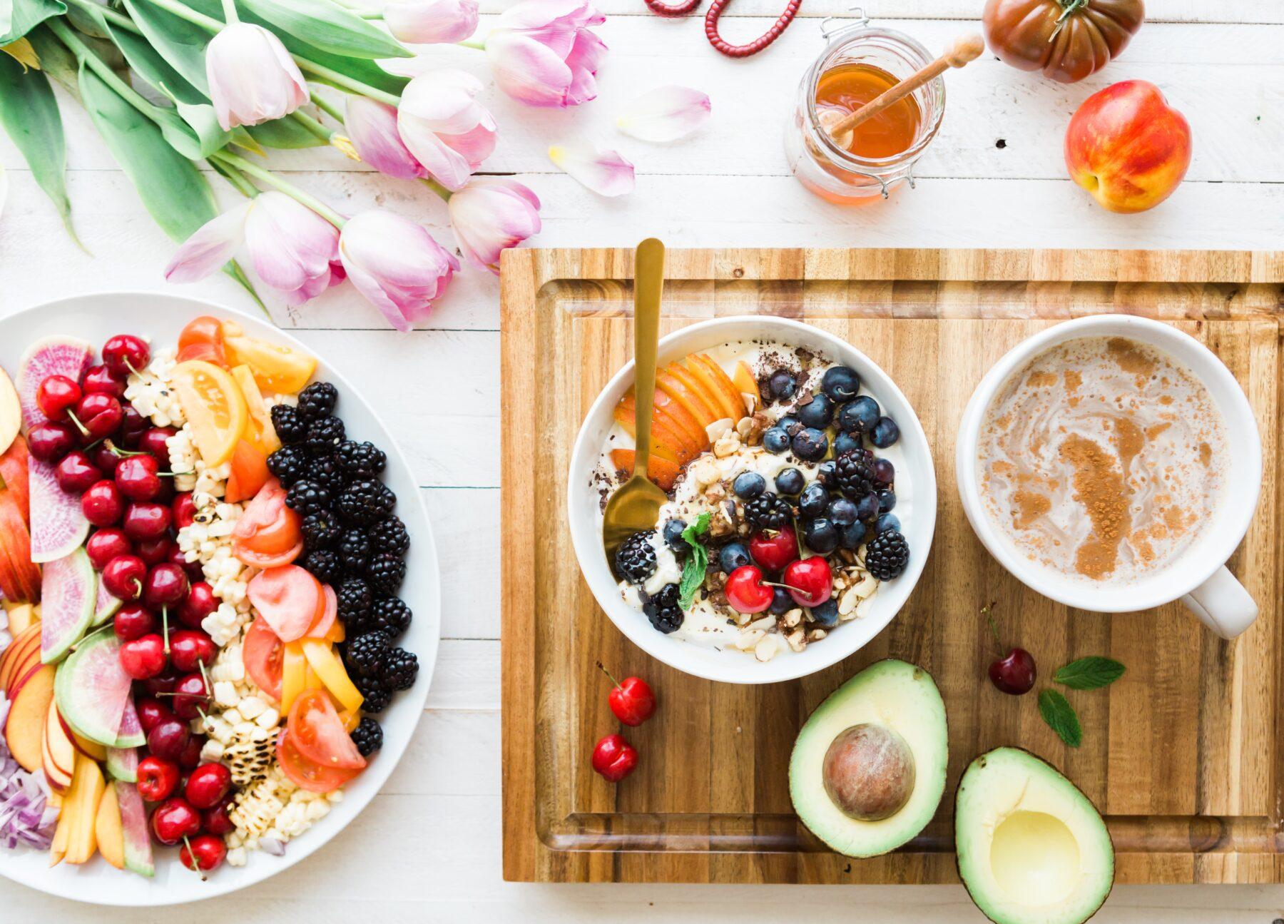 stress verminderen gezond eten