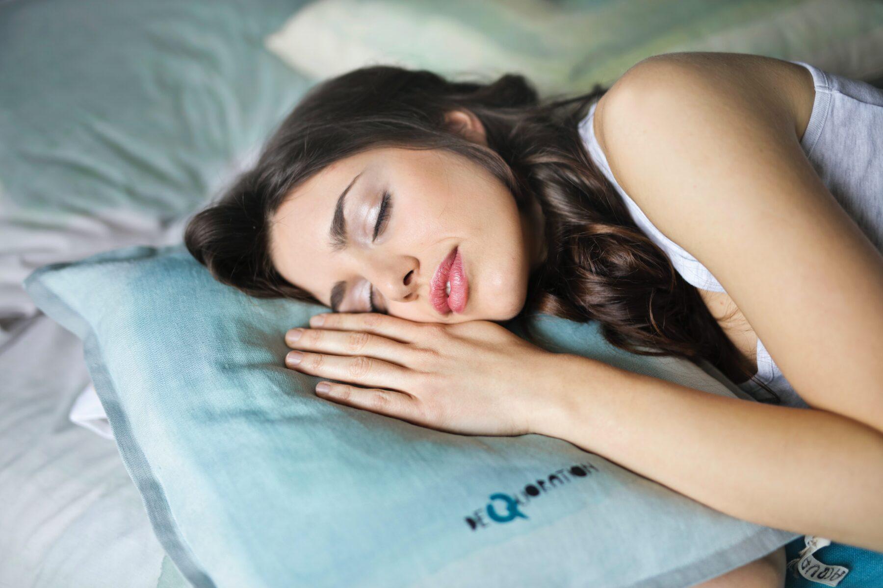 stress verminderen slapen