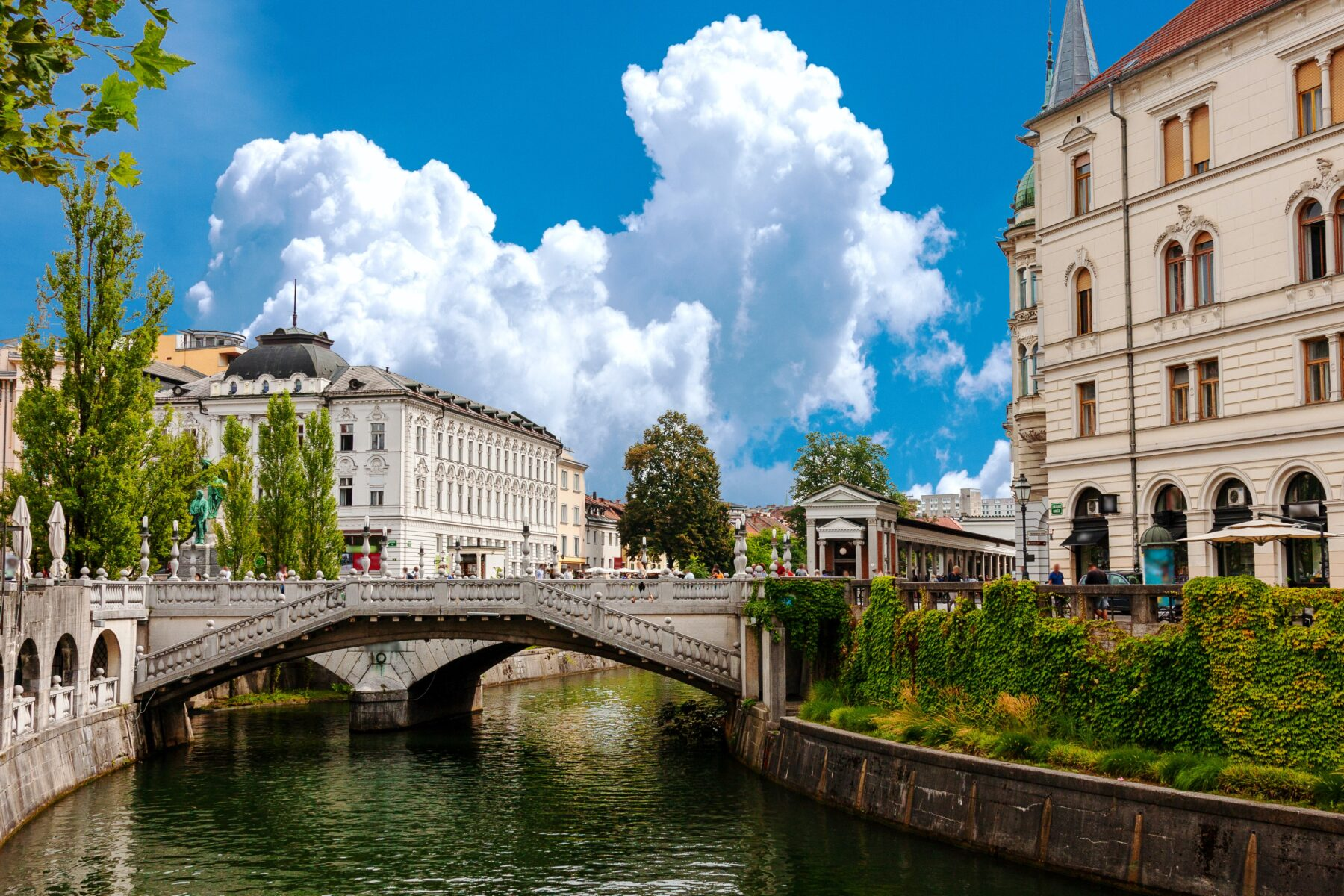 hoofdstad van Slovenië