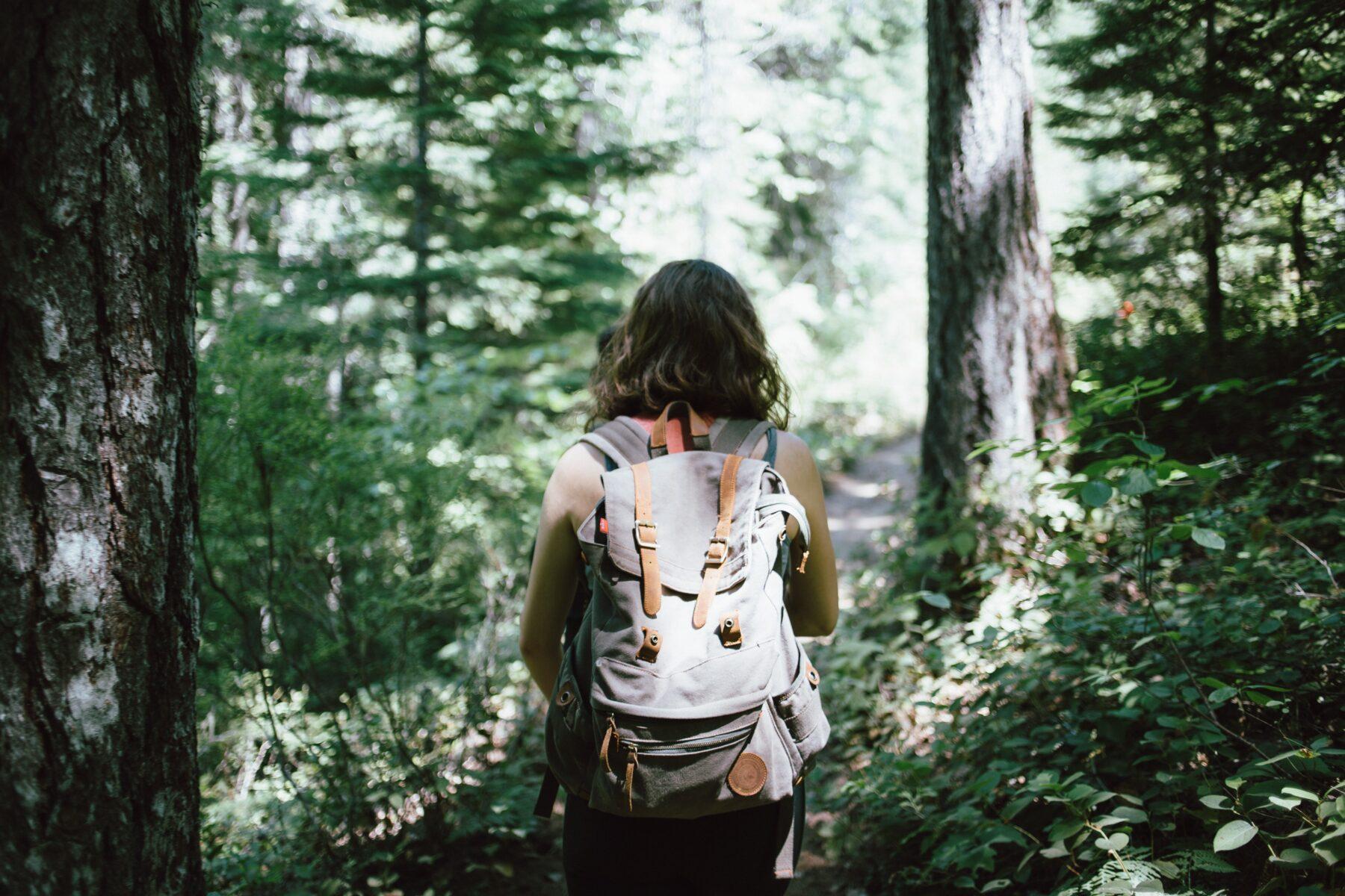 stress verminderen natuur