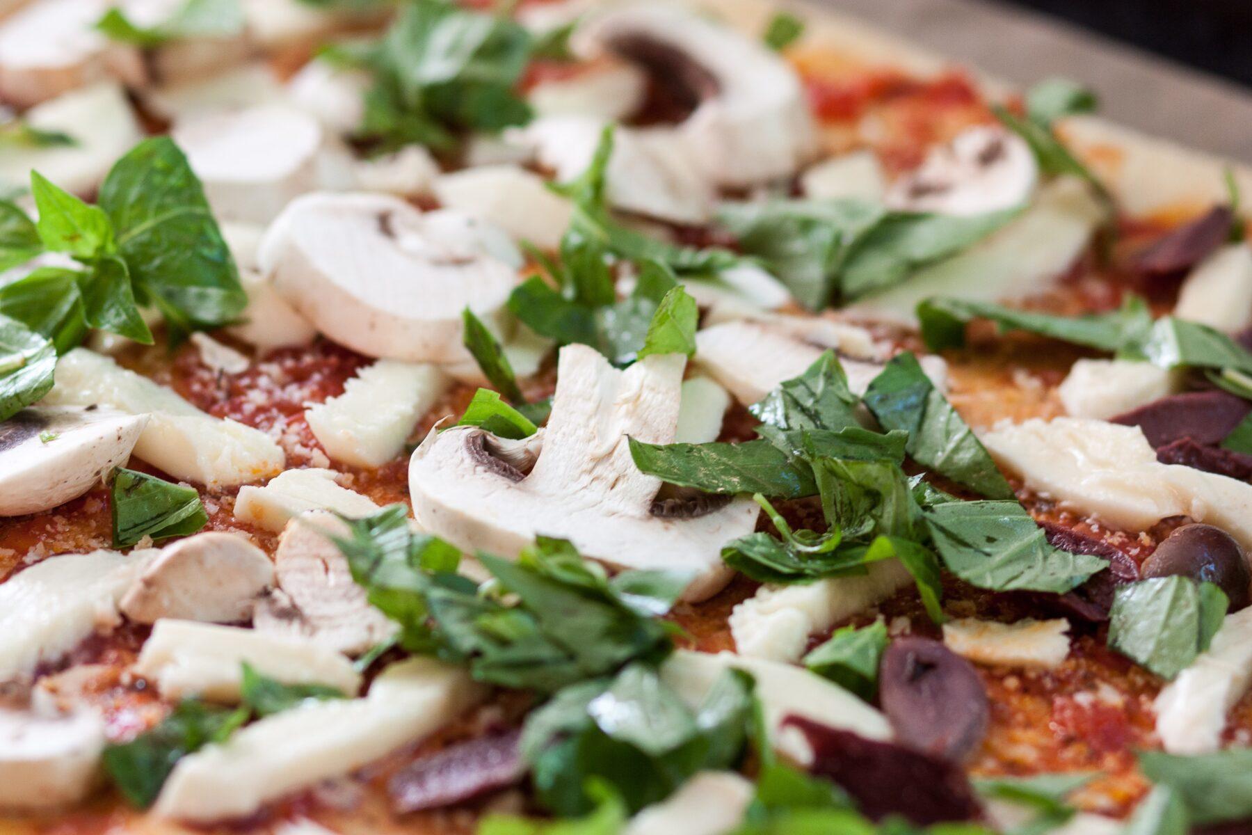pizza ingredienten