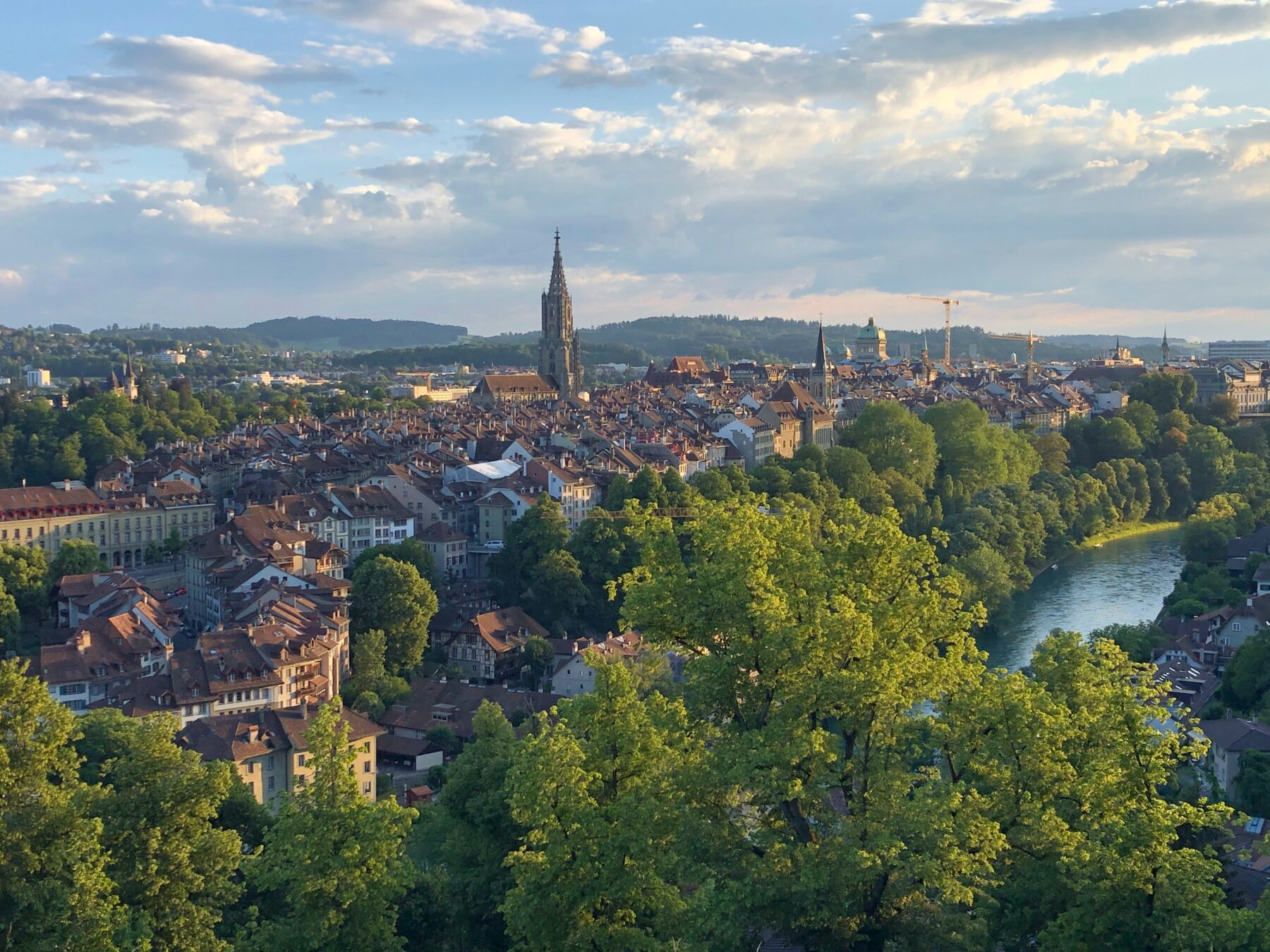 Duurzaamste steden Bern