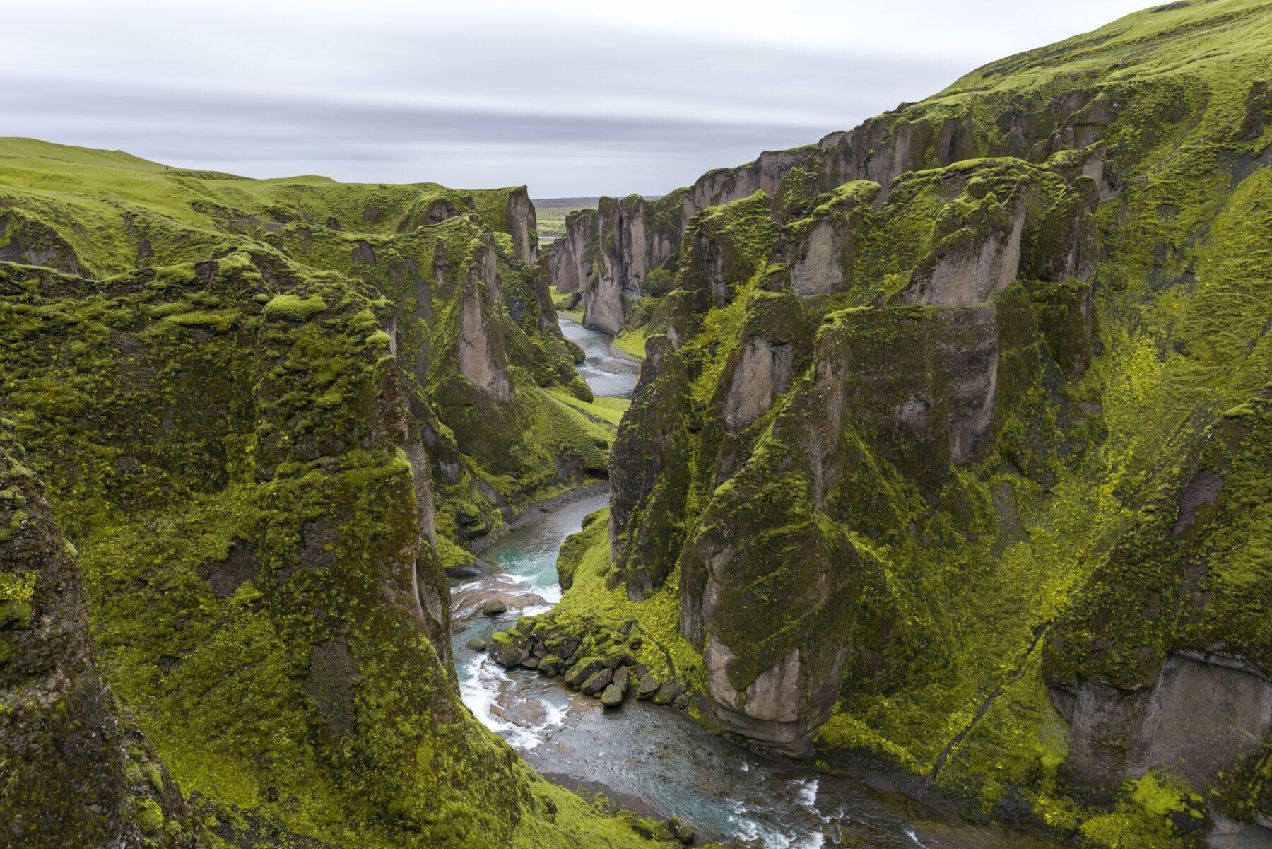 IJsland landschap, mooiste eilanden Europa
