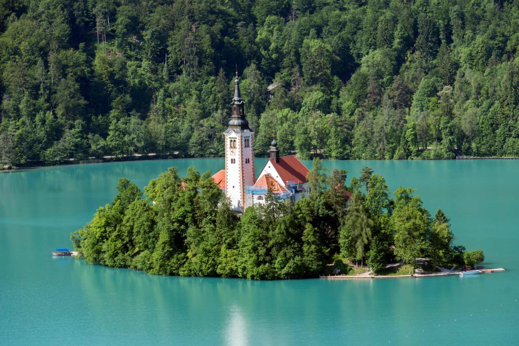 Hiken in Slovenië