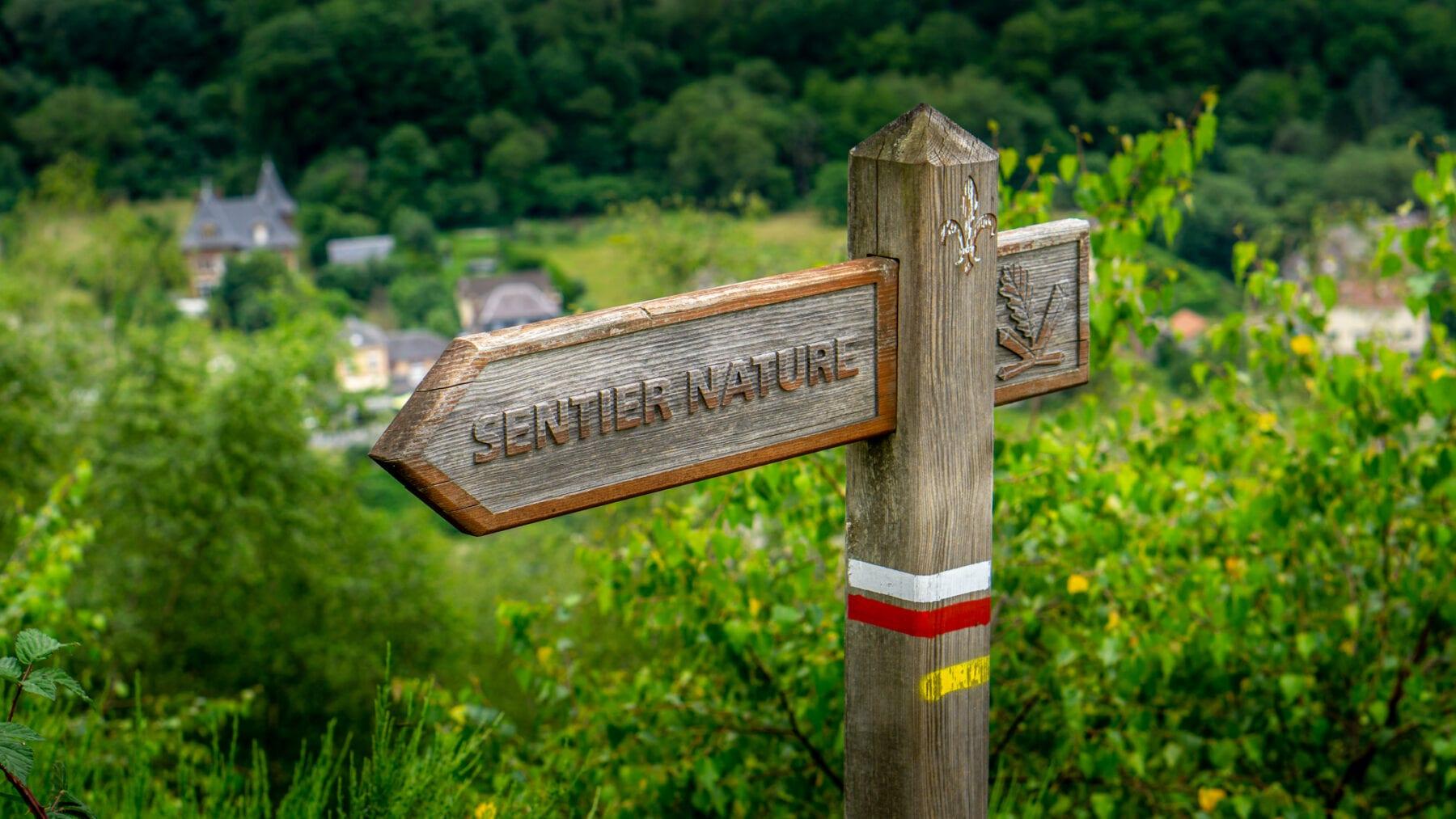 Sentier Nature-4 Fils aymon