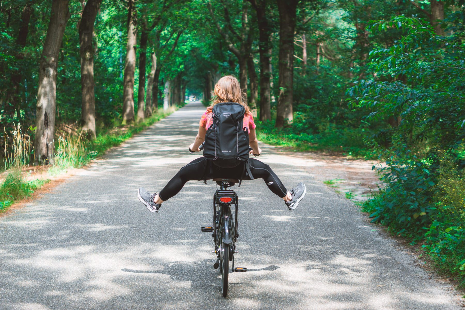 knooppunten fietsroute Brabant