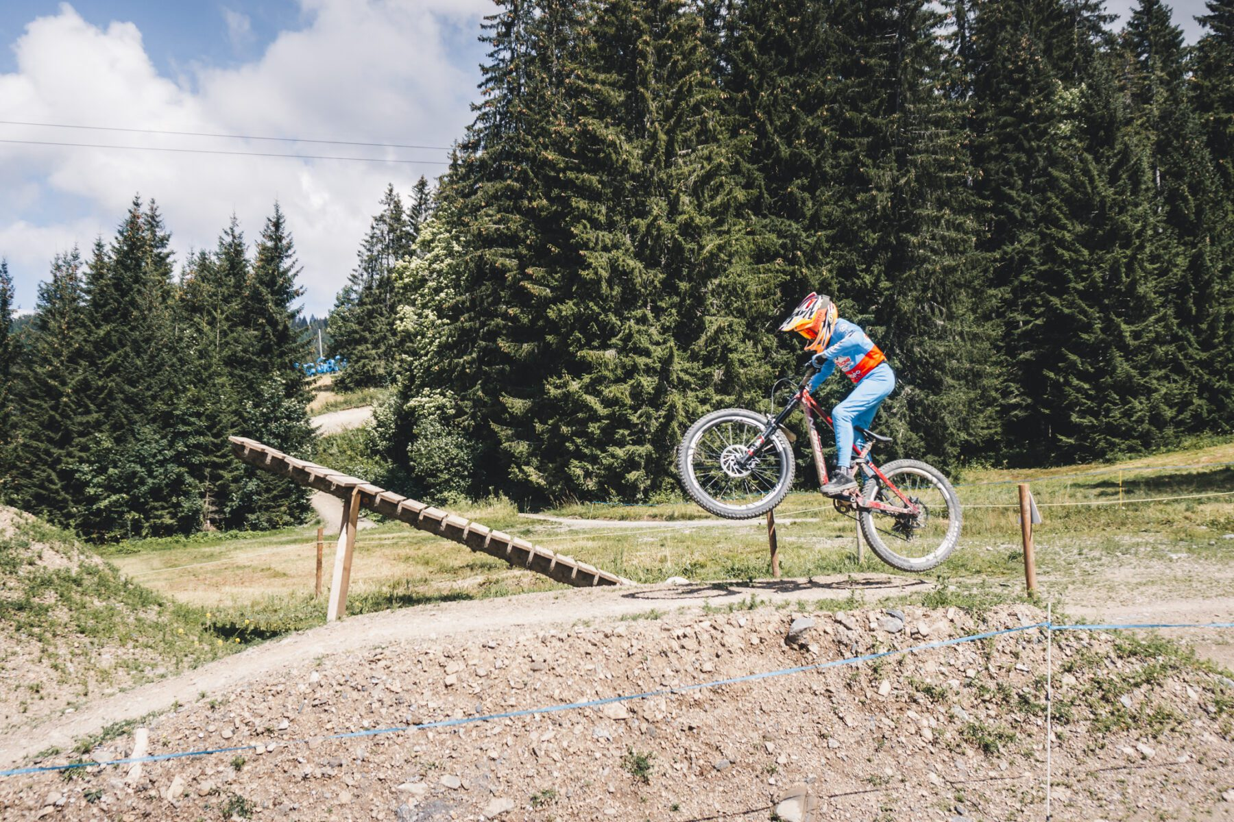Les Gets-Mountainbiken
