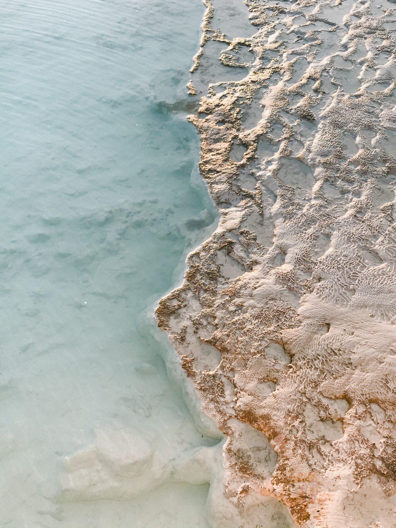 Verschil kalkwater en kalkrots